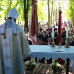 Flórián-napi szentmiseösszeállítás Bősről