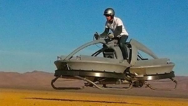 Repülő motorbicikli