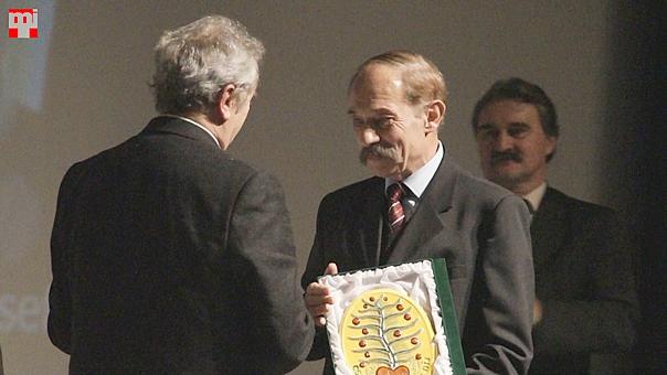 Halász Gyula, Csemadok Életmű Díj 2013