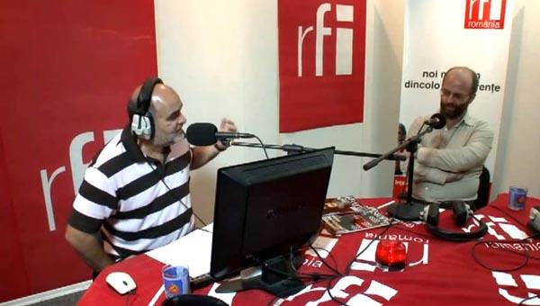 Beszélgetés Marius Diaconescu történésszel