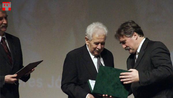 Gágyor József és Bárdos Gyula Fotó © Magyar Interaktív Televízió, 2014