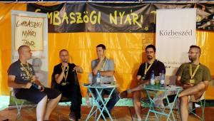 Bloggertalálkozó a Gombaszögi Nyári Táborban, 2014