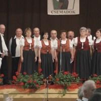 Alsószeli Magyar Dalkör 50 - Valahol egy kis faluban