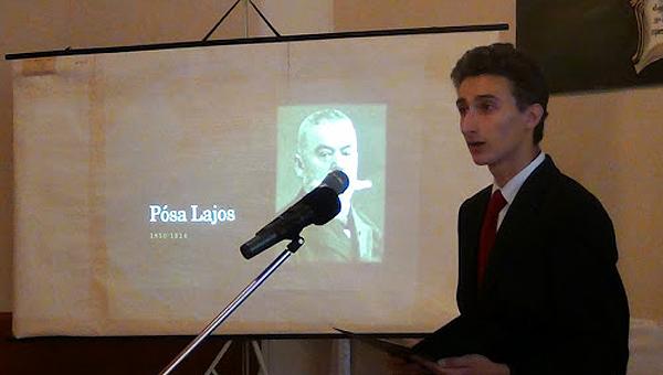 Pósa Lajos Jubileumi Emlékkonferencia
