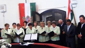 A Tornaljai Református Keresztyén Gyülekezet Vegyes Énekkara