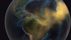 Földünk - a szaharai por útja