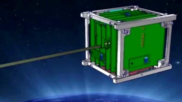 Masat-1, az első magyar űrszonda