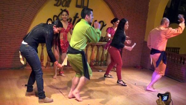 Peru táncai
