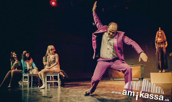 Rükverc a Kassai Thália Színházban. Fotó © Ami KAssa