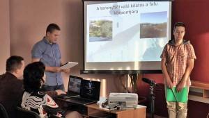 Korman Patrik és Tyukos Áron, Nagyfödémes