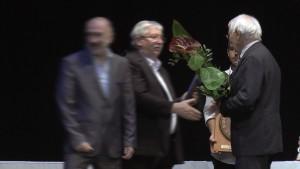 Dusza István-díjban részesítették Héger Károlyt