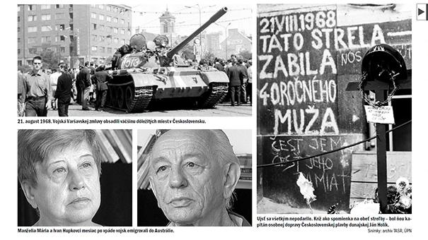 1968 - megszállás
