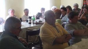 Bátkai nyugdíjasok műsora