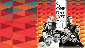One Day Jazz festival 2015