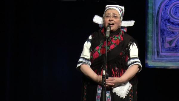 Az idei Ág Tibor-díjas Knézl Süttő Mónika