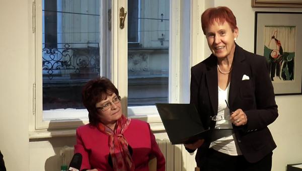 Csanaky Eleonóra és Szabó Kinga