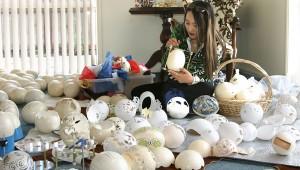 Helena egg art studio