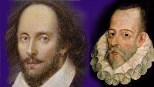 Shakespeare és Cervantes