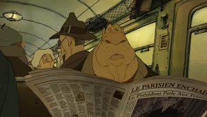 Les Triplettes de Belleville (2003)
