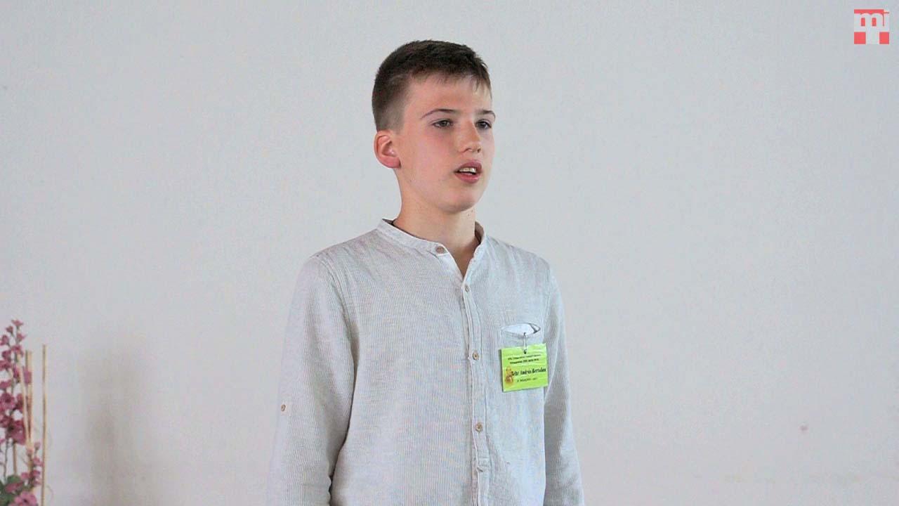 Béhr András Bertalan, Kóczán Mór Alapiskola, Csilizradvány