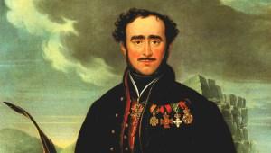 Széchenyi István a Vaskapunál (Schöfft József, Schöfft Ágoston festményéről – 1836)