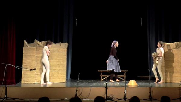Fókusz Gyermekszínpad II. csoportja a 41. Duna Menti Tavaszon