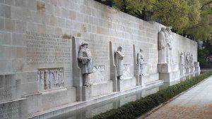 A reformáció genfi emlékműve
