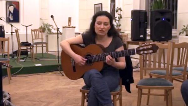 Nyeső Mari Pozsonyban