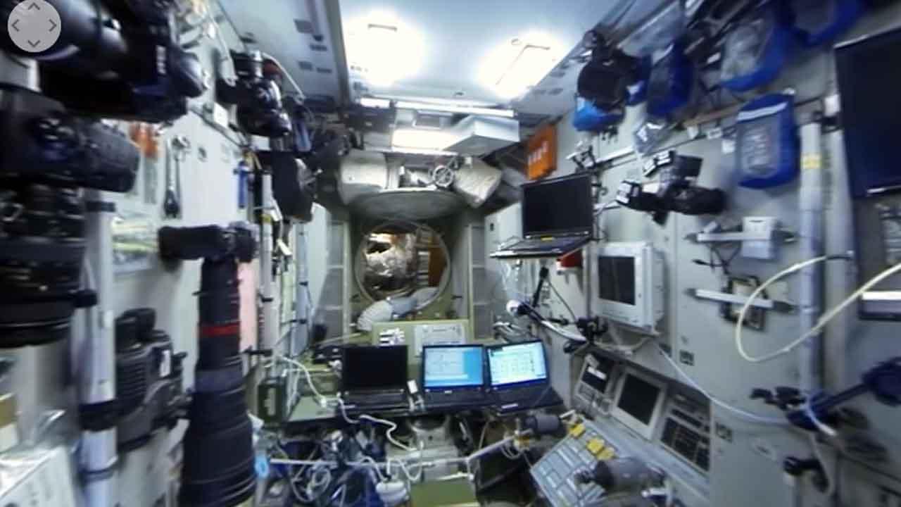 Az ISS űrállomás