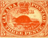3_pence_beaver_stamp1