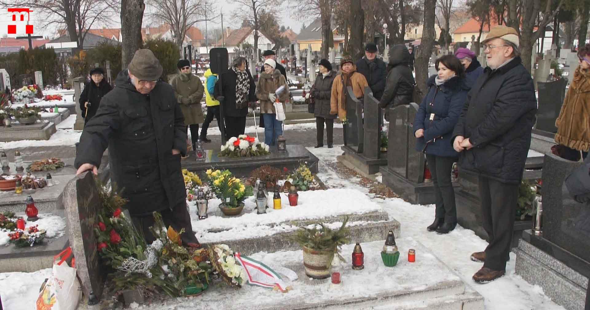 Ozsvald Árpádra emlékeztek Pozsonypüspökin