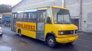 školské autobusy