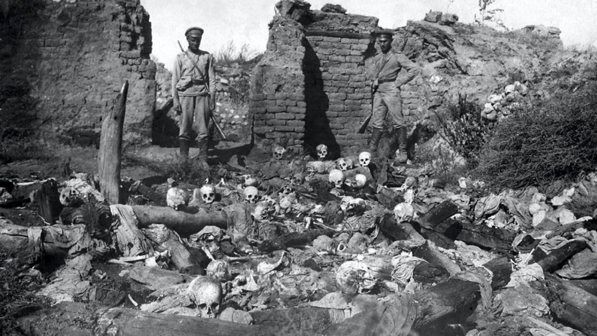 Az örmény népirtás – ami egyszer megtörtént, újra megtörténhet