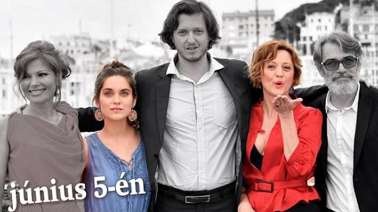 Cannes-i randevú a Komáromi Szalonban