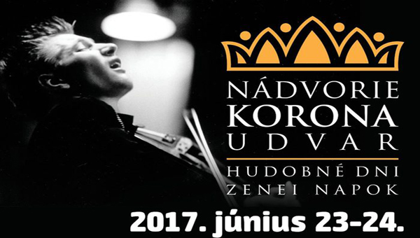 Korona Udvar Zenei Napok 2017-ben is Somorján