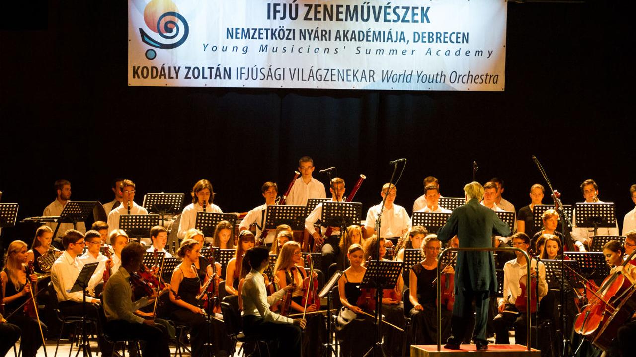Kodály Zoltán Ifjúsági Világzenekar