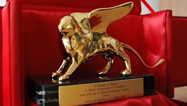 az arany oroszlán