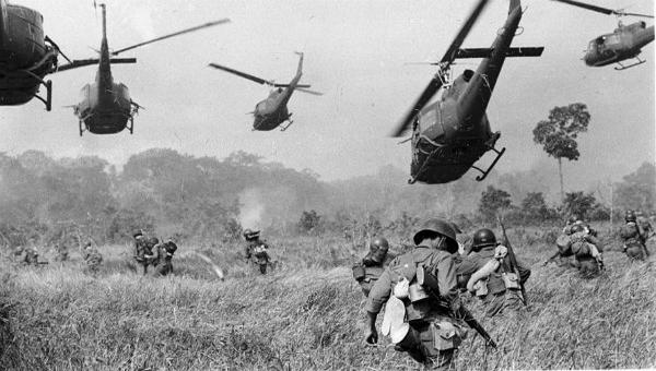 vietnami háború
