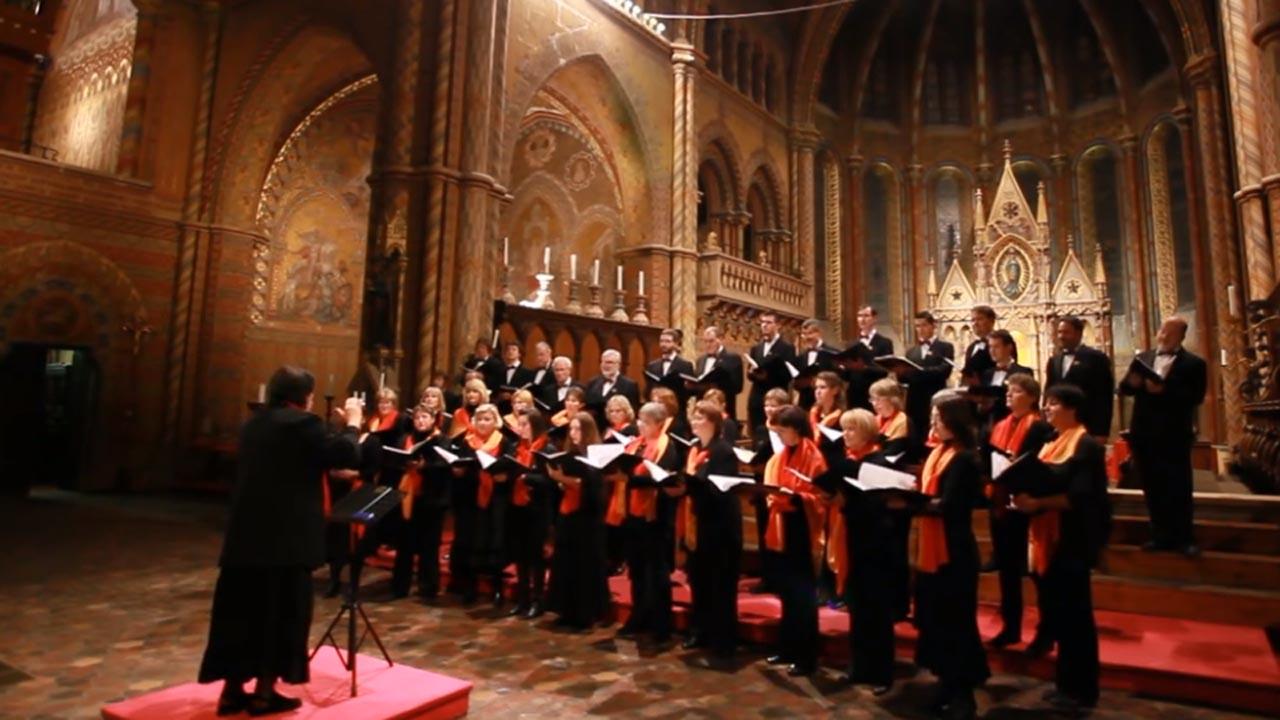 Budapesti Monteverdi Kórus