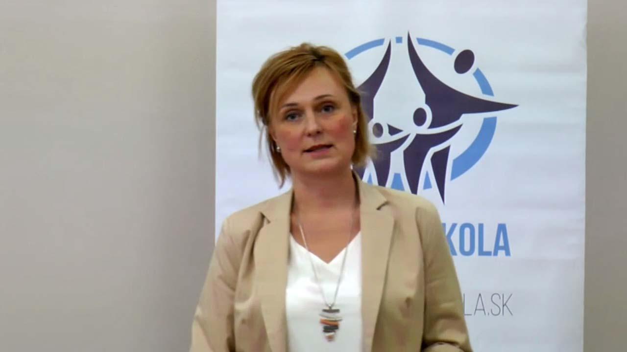 Markovics Tímea, Comenius Pedagógiai Intézet