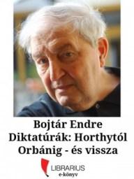 Bojtár Endre könyve