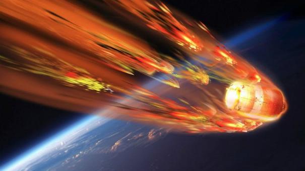 China's Tiangong-1 Space Station Crash