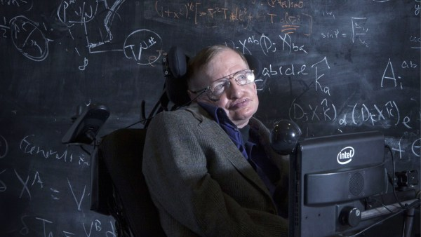 Stephen William Hawking (Oxford, 1942. január 8. – Cambridge, 2018. március 14.)