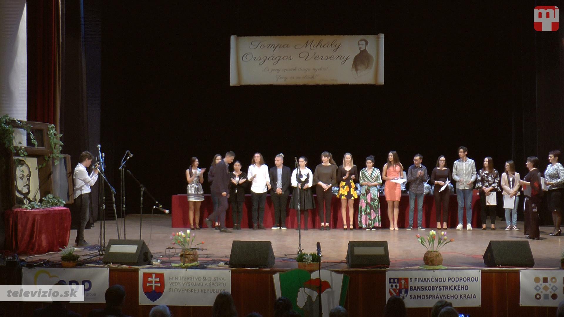 IV. KATEGÓRIA – VERS Katona Eszter, MTNY Alapiskola és Gimnázium, Pozsony
