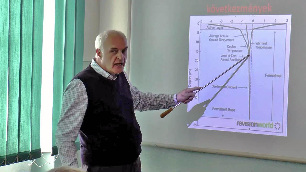 Dr. Kovács József, Kutatás az Atacama sivatagban