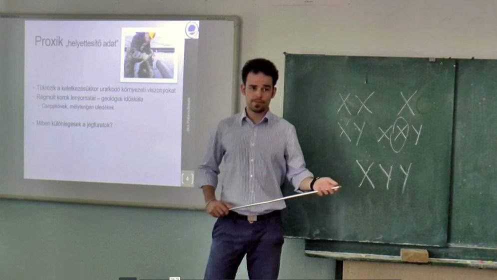 XV. Environmentális napok Dr. Hatvani István Gábor, jégfuratkutatás