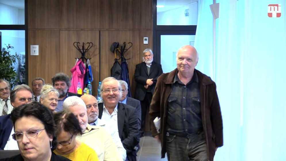 Jubilánsok köszöntése 2018 - Grendel Lajos