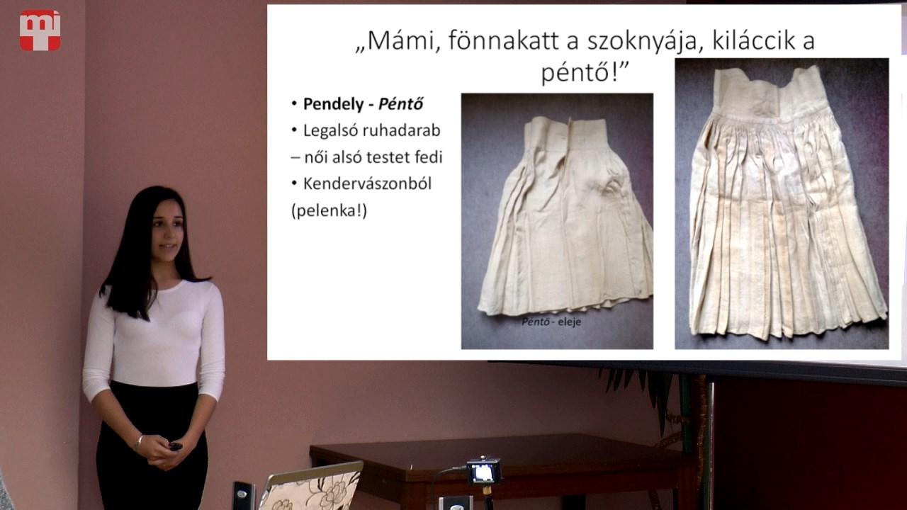 Kincskeresők 2017 - Rancsó Sarolta, Hetény