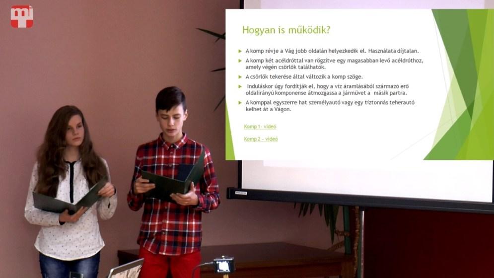 Kincskeresők 2017 - Szarka Gergő és Varga Csenge, Vágfarkasd