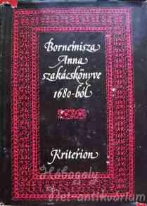 Bornemisza Anna szakácskönyve